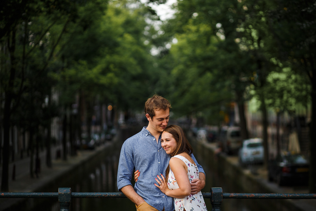 vacation proposal honeymoon shoot amsterdam