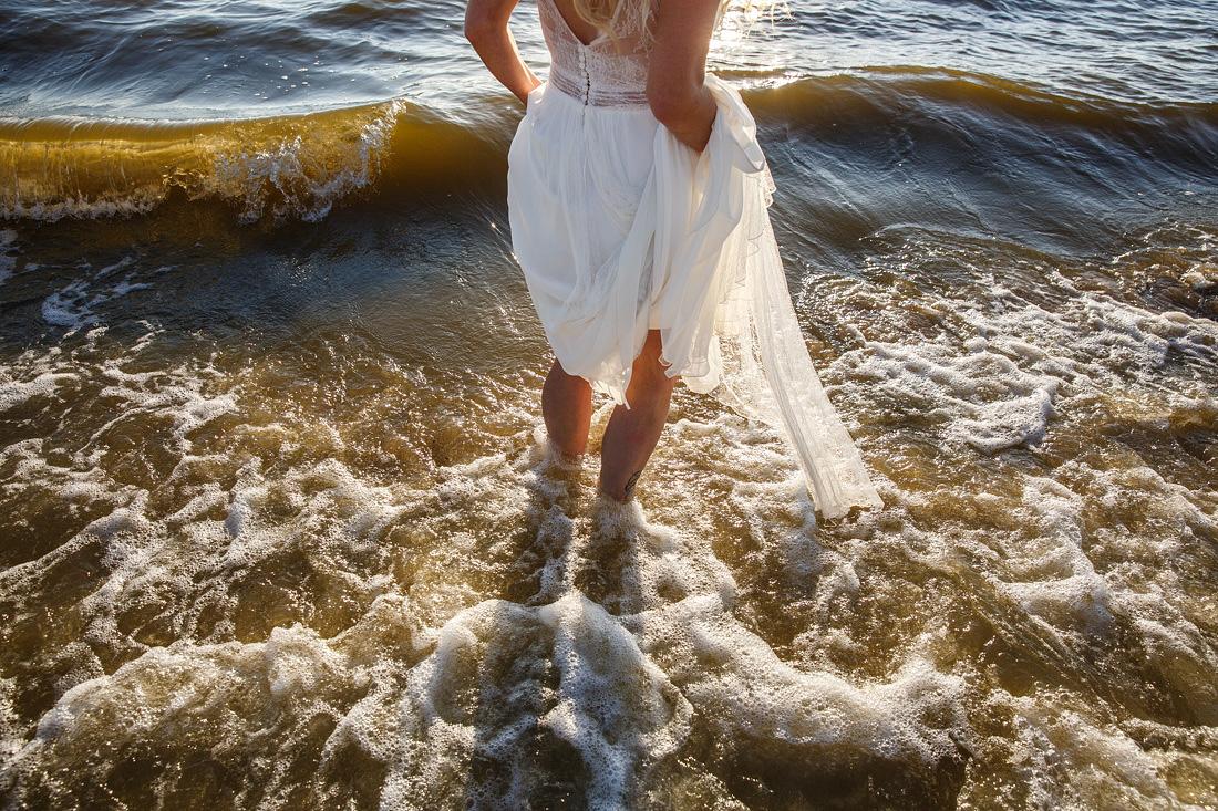 bruiloft zandvoort aan zee strandbruiloft