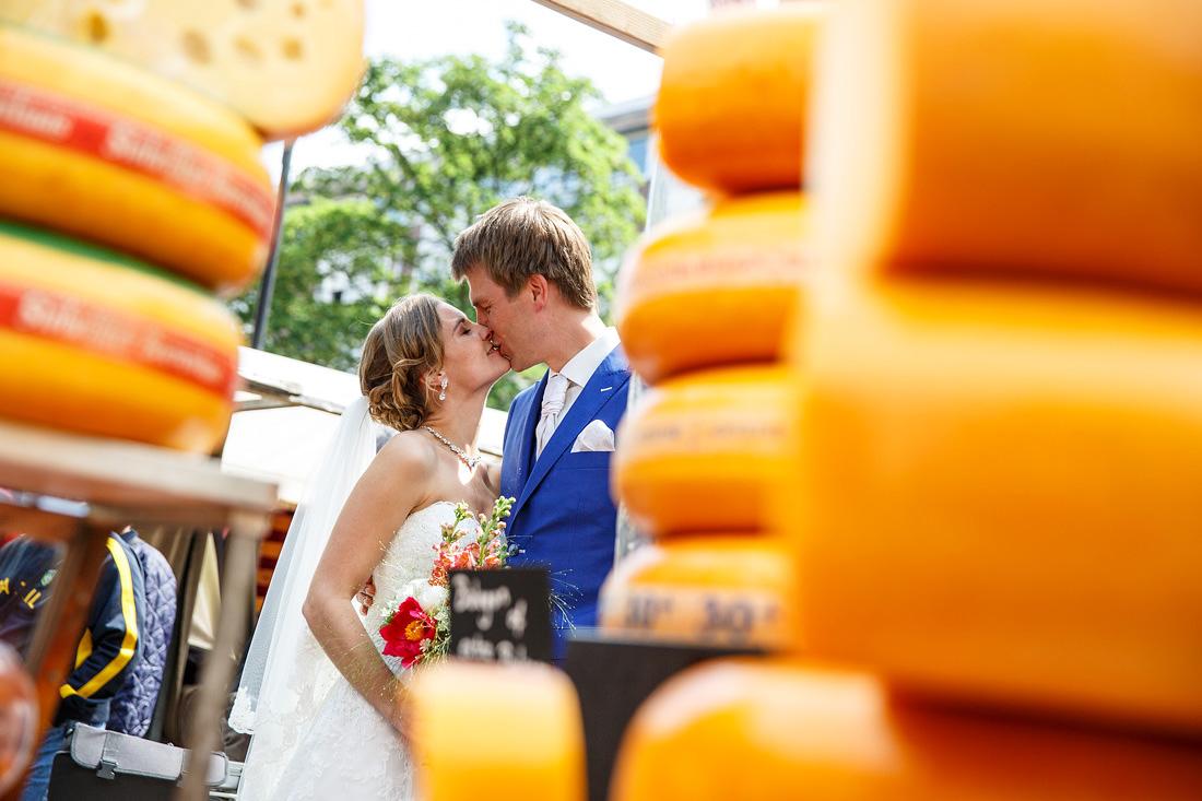 spontane bruidsfotografie amsterdam