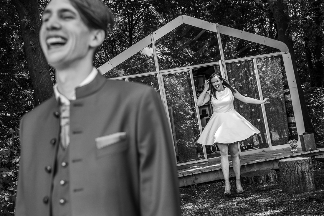 bruiloft camping lievelinge bruidsfotografie