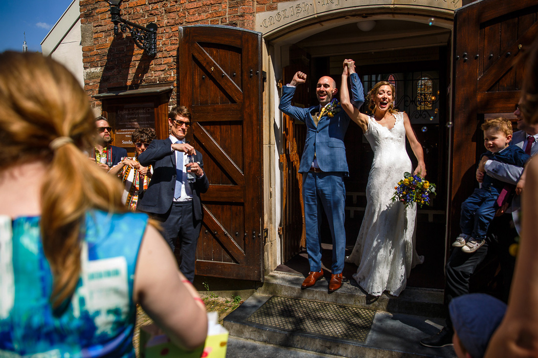 wedding begijnhof amsterdam