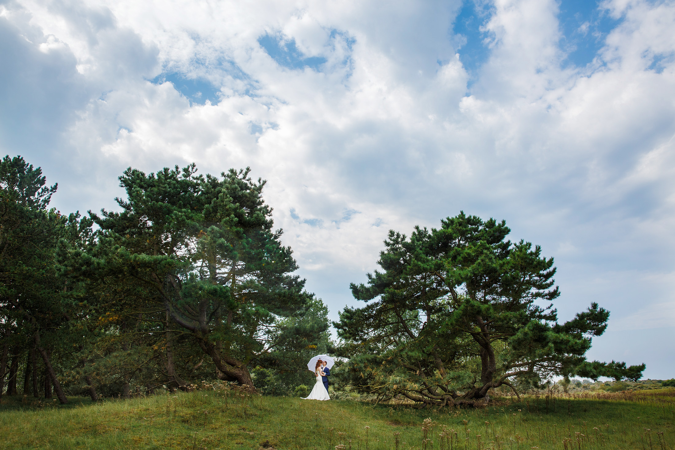 11-Bruiloft-Fotoshoot-Duinen-Zandvoort
