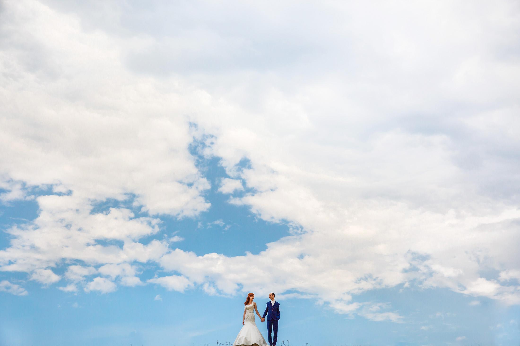 18-Bruiloft-Fotoshoot-Duinen-Zandvoort