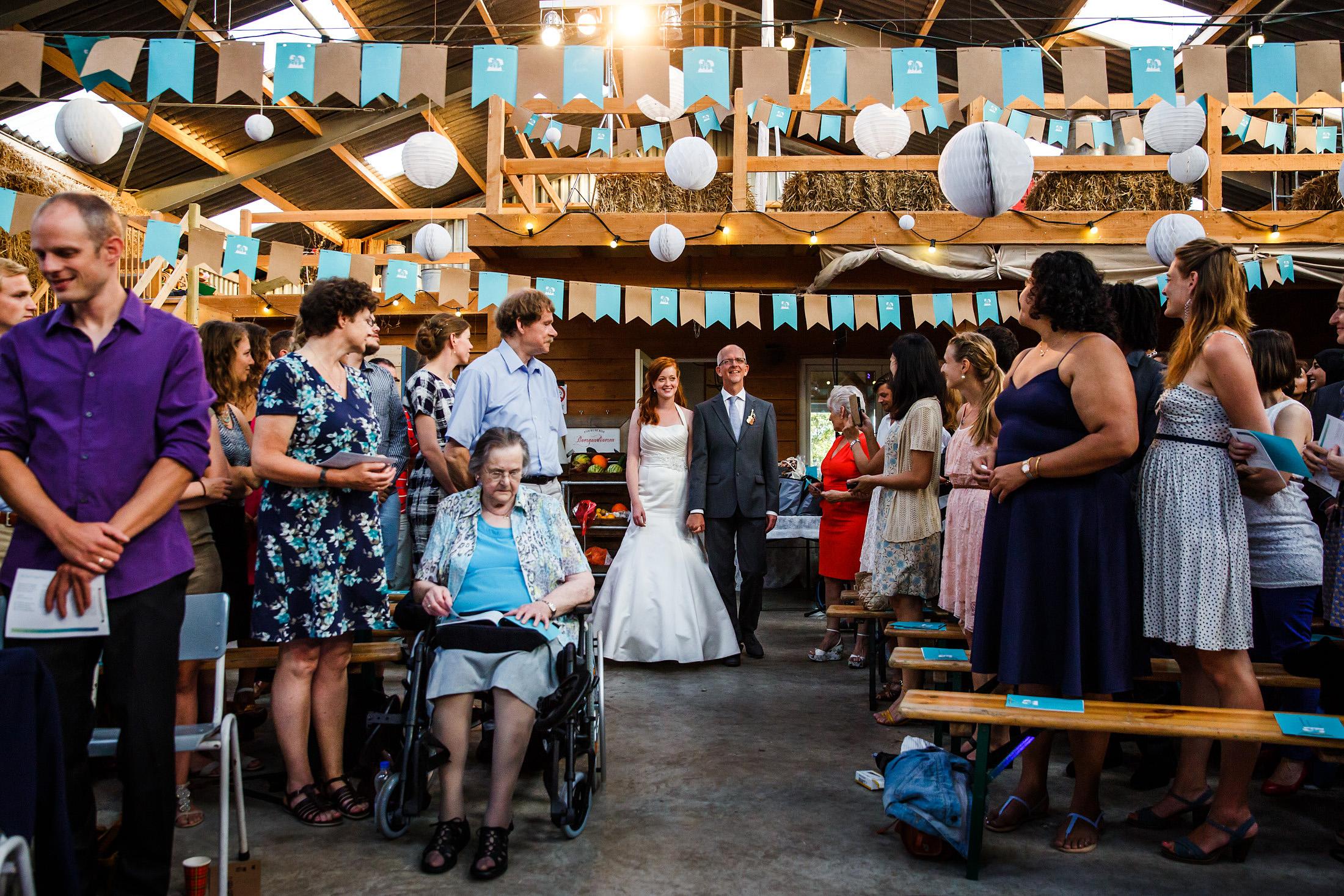 bruiloft ceremonie ransdorp