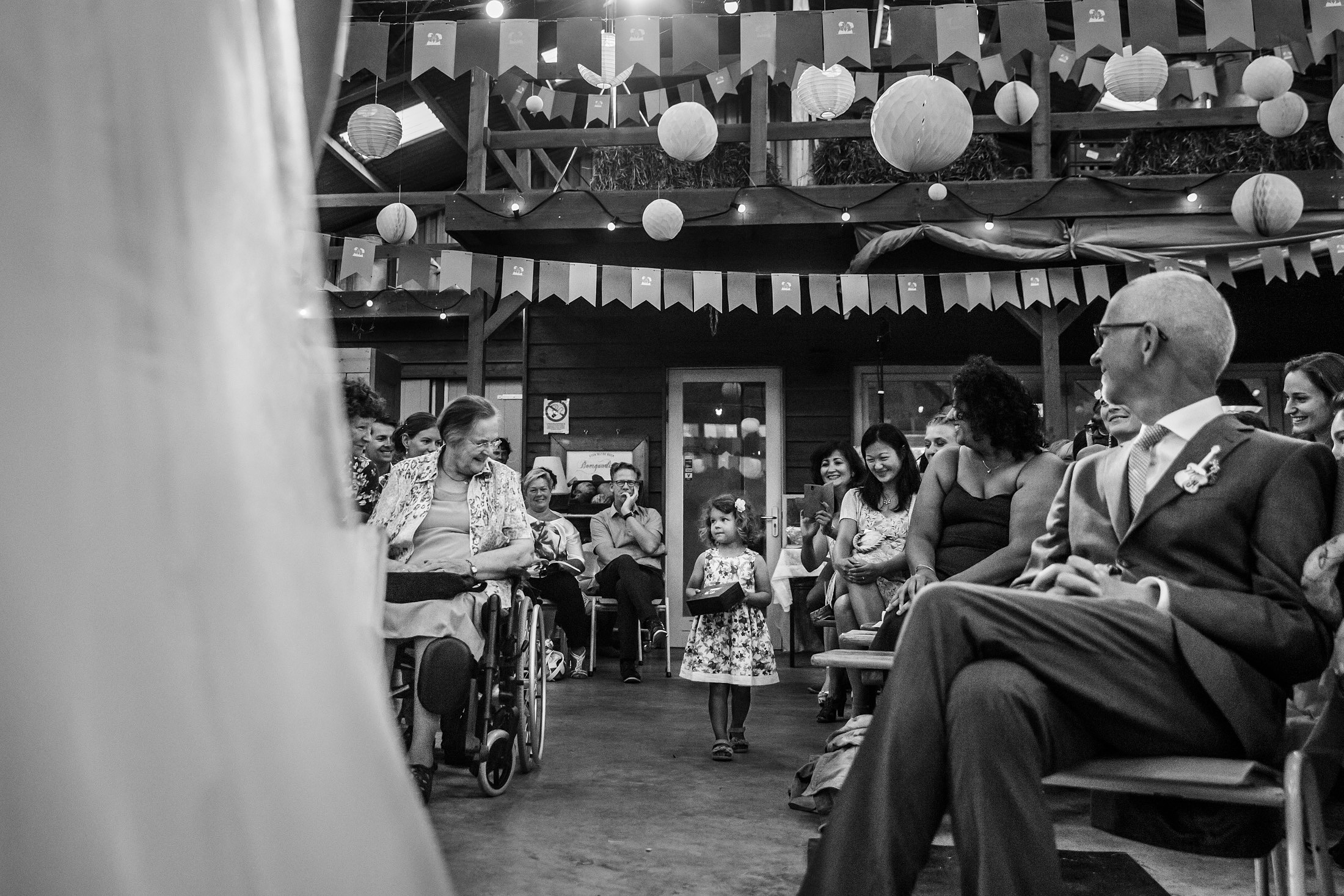 bruidsmeisje ringen
