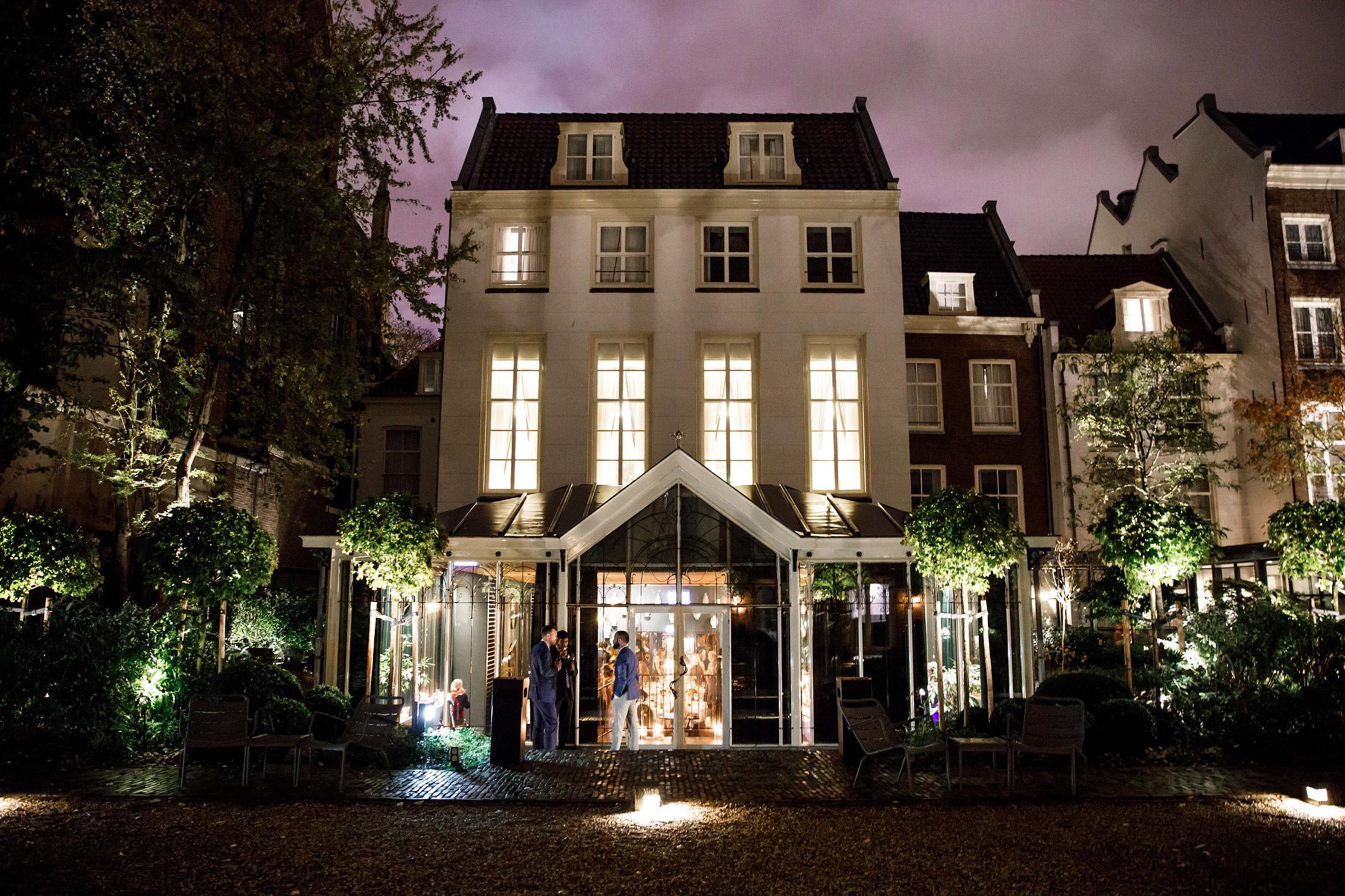 courtyard pulitzer amsterdam