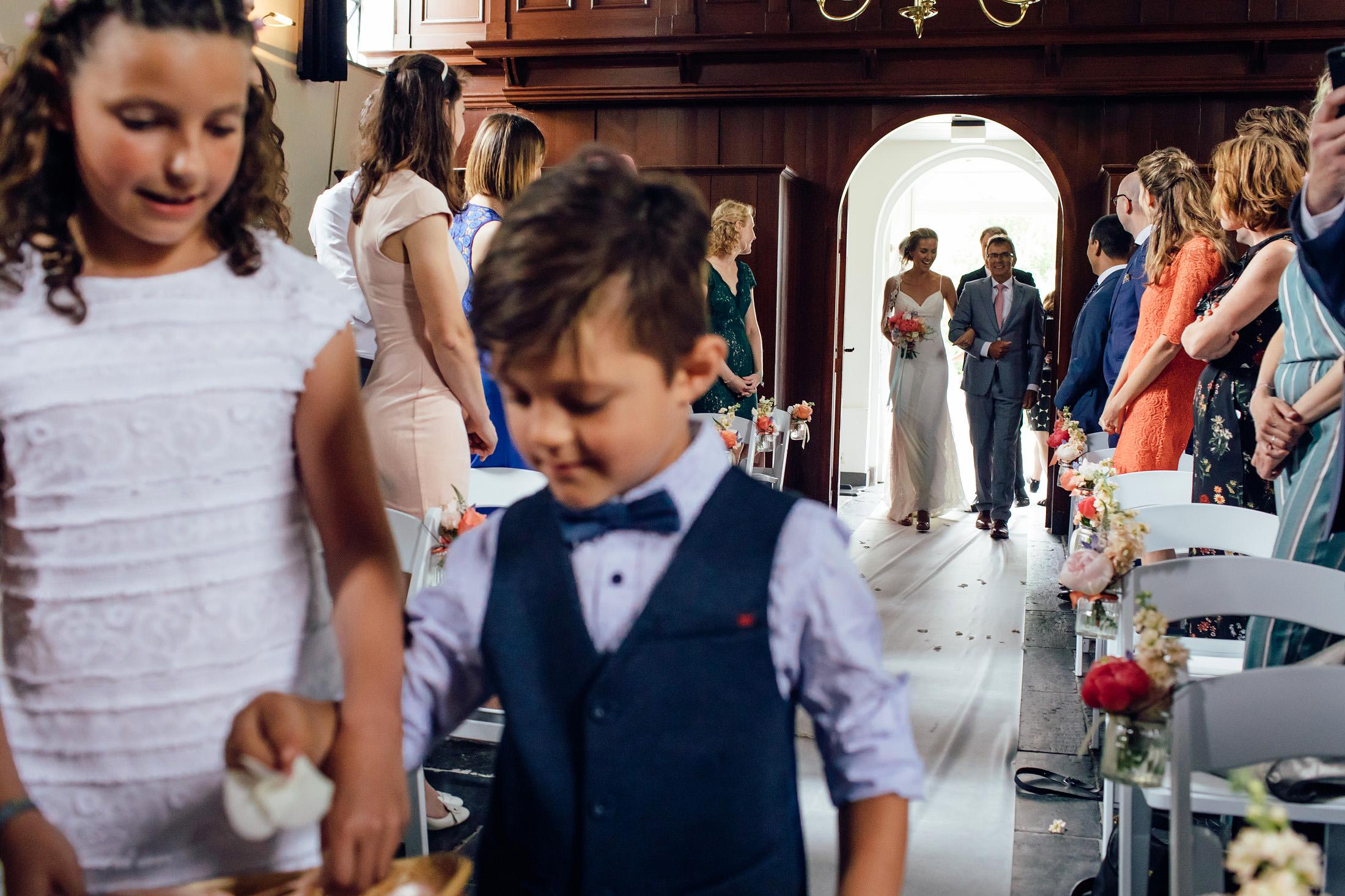 trouwceremonie schellingwouderkerk