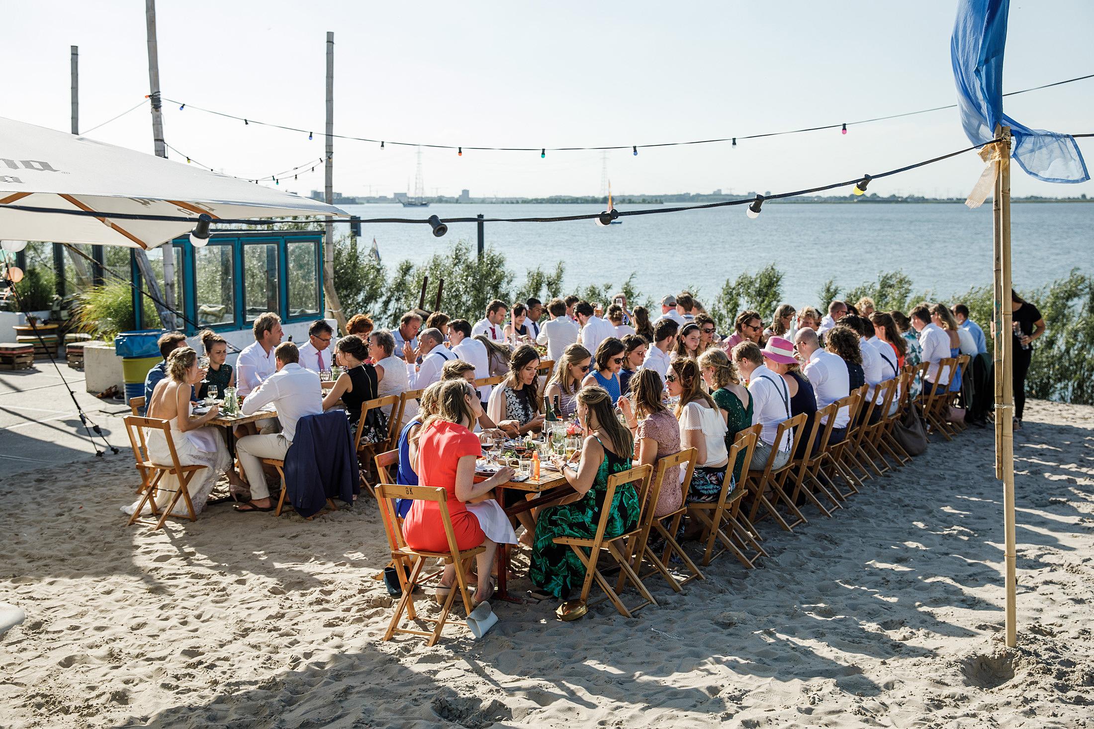 61-diner-bruiloft-blijburg-amsterdam