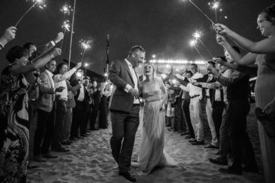 Trouwfotograaf sterretjes bruiloft
