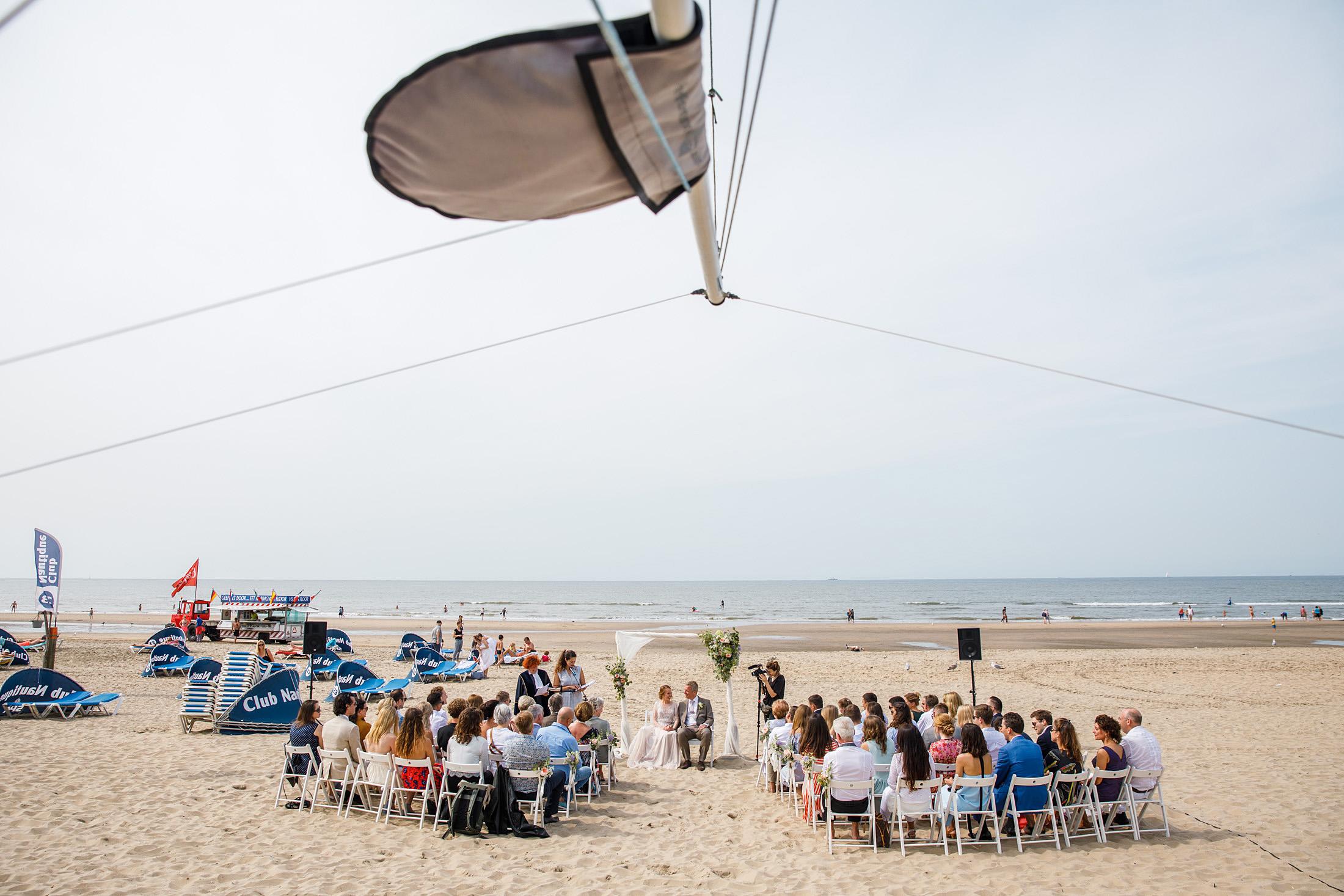 30-trouwceremonie-club-nautique-zandvoort