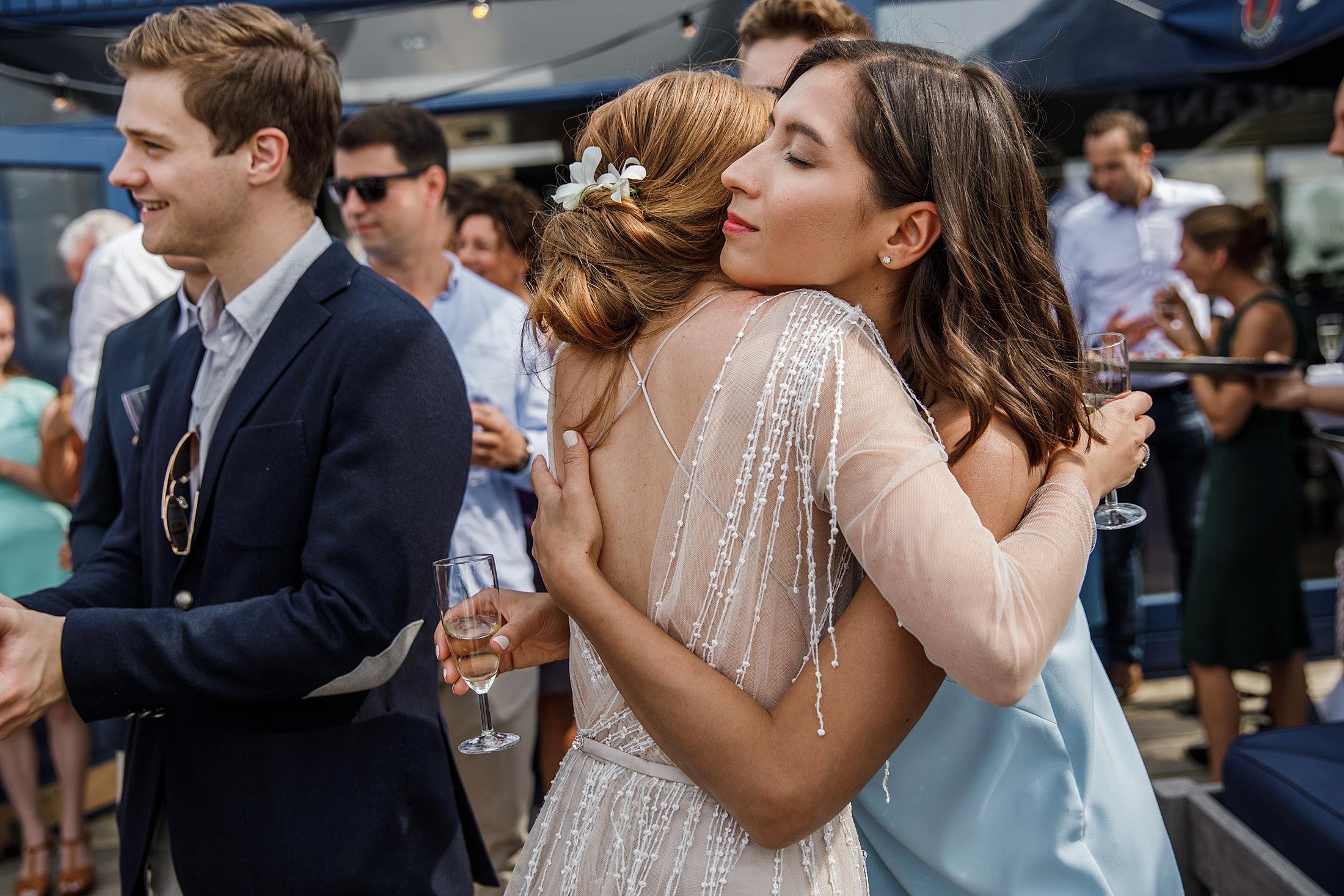 receptie bruiloft journalistieke trouwfotografie