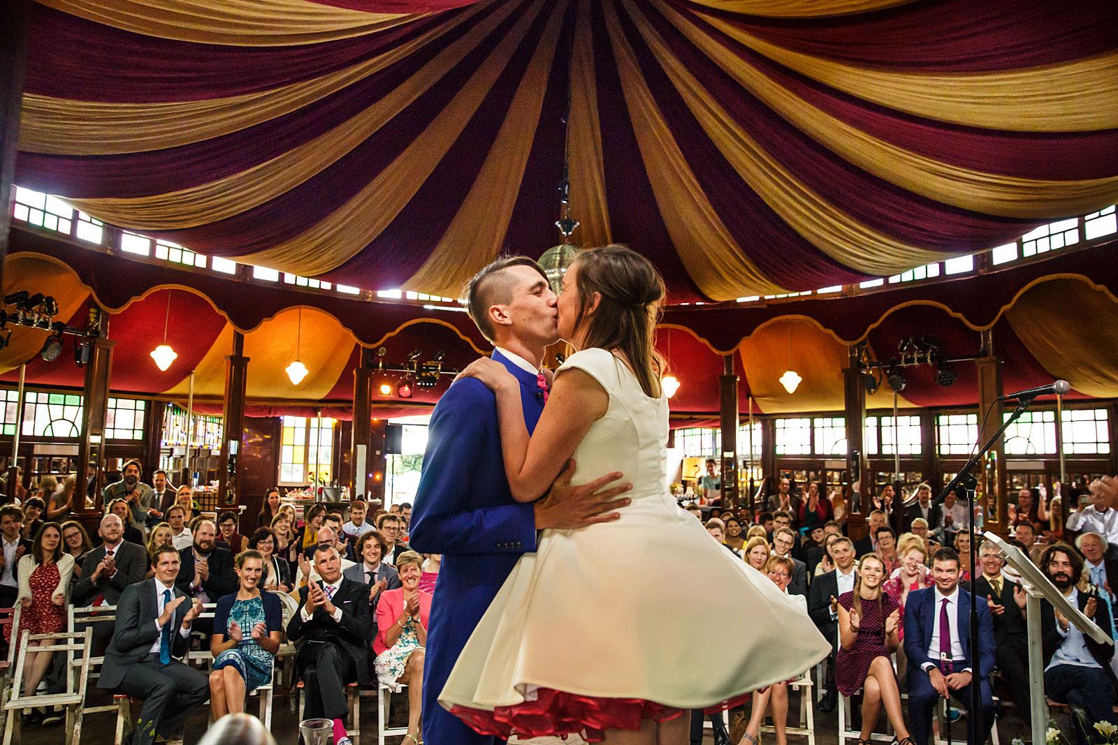 Bruiloft Camping De Lievelinge | Marinus + Moniek