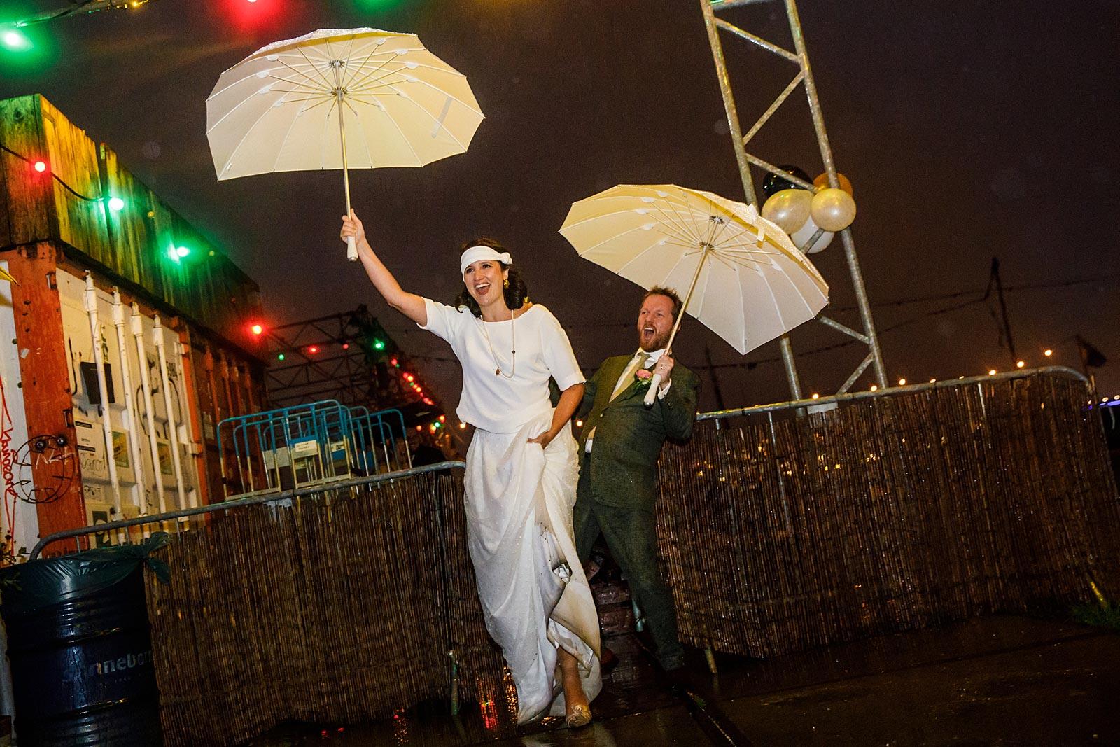 feest bruiloft trouwreportage