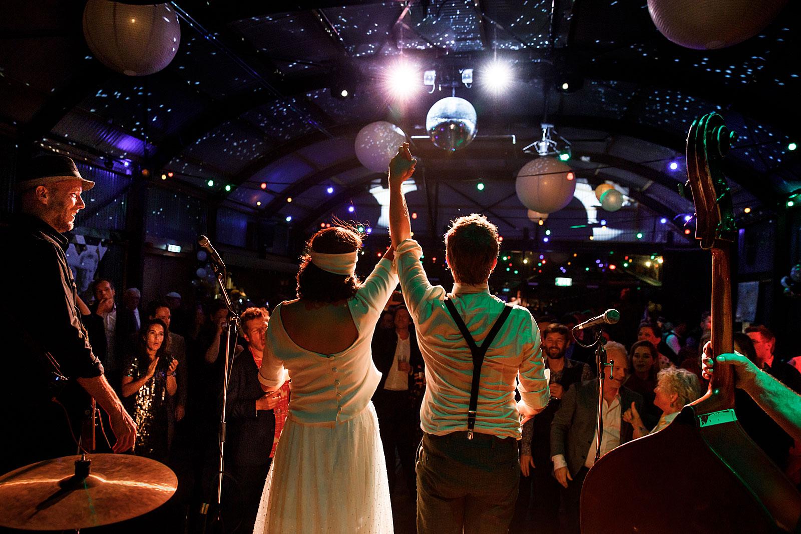 trouwfotografie feest