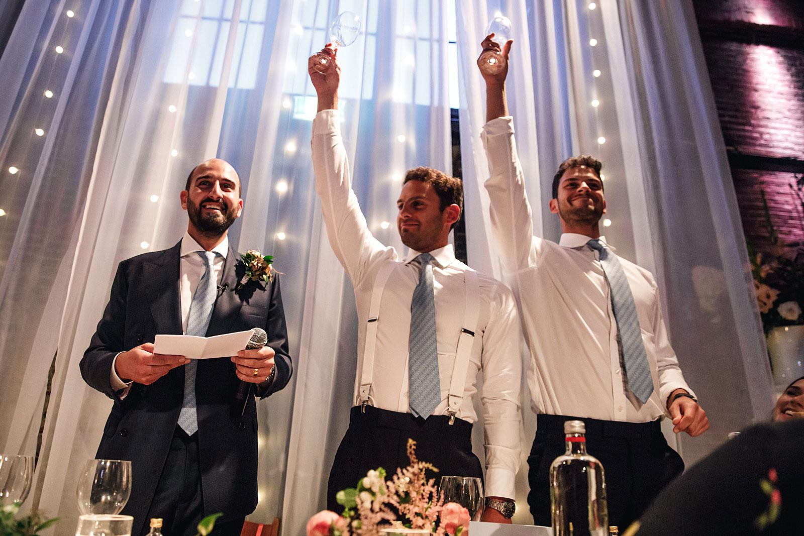 speech wedding