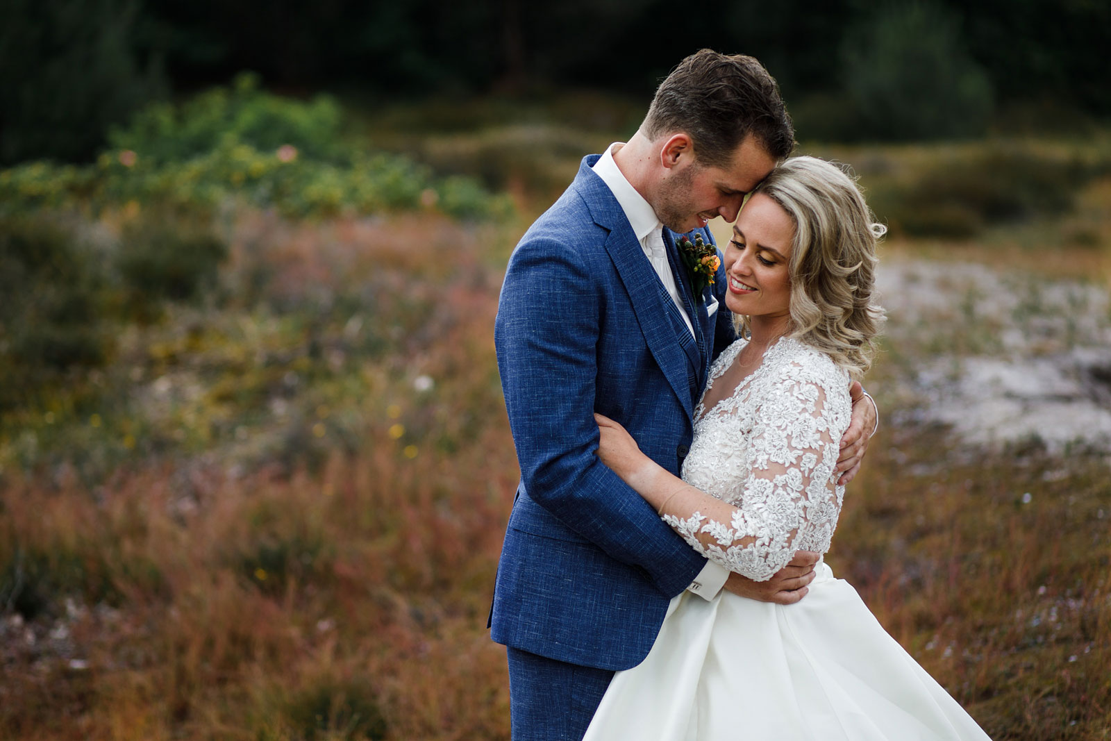 fotoshoot bruiloft noord holland