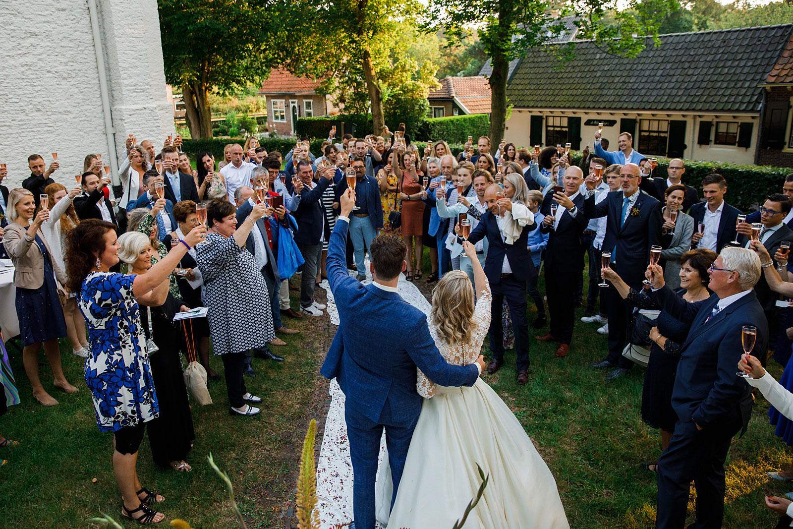 16-toost-bruiloft